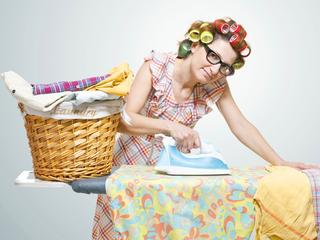 Polskie matki pracują na podwójnym etacie
