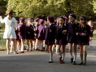 Mundurek szkolny w europejskiej szkole