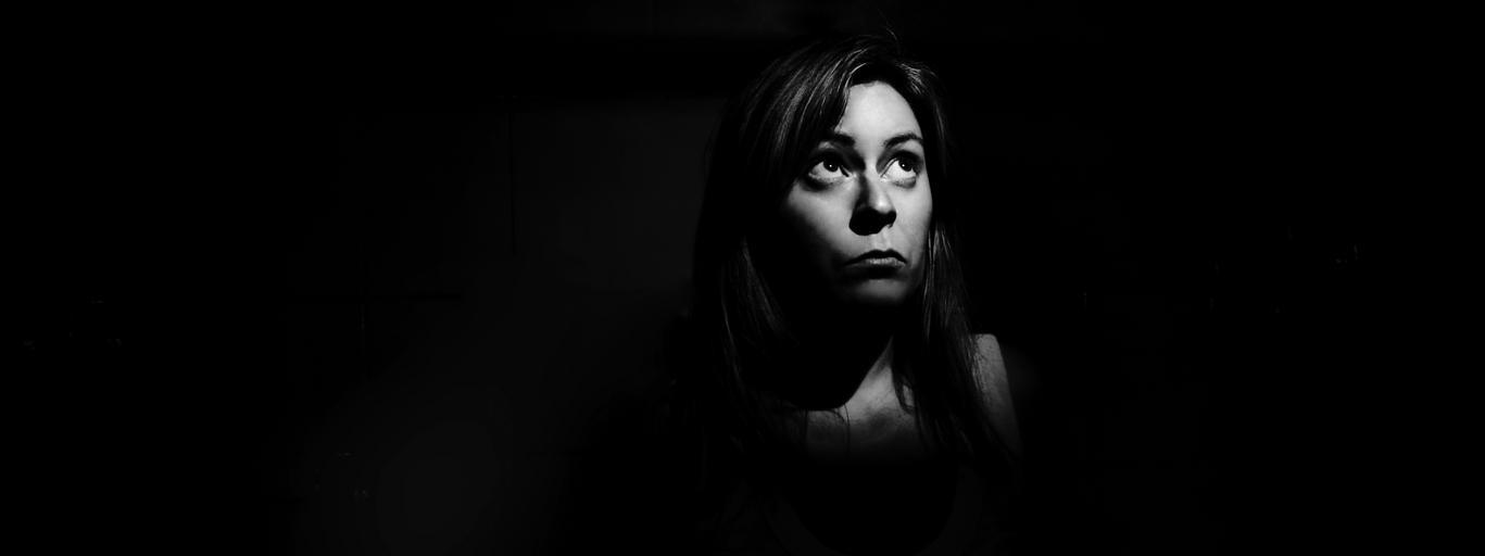 kobieta depresja smutek