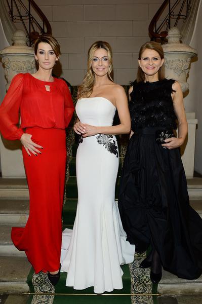 Irena Kaminska Radomska, Malgorzata Rozenek, Tatiana Mindewicz Puacz