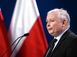 Kaczyński skomentował triumfalny pochód Tuska przez Warszawę