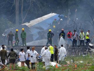 Katastrofa samolotu pasażerskiego. Prawdopodobnie zginęło ponad 100 osób