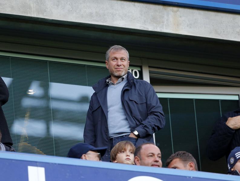 Roman Abramowicz Chelsea Londyn Premier League piłka nożna Rosja