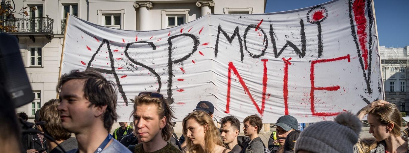Protest filmowców