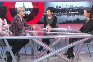 Krystyna Kofta ostro krytykuje prezydenta Dudę w imieniu kobiet. Za co?