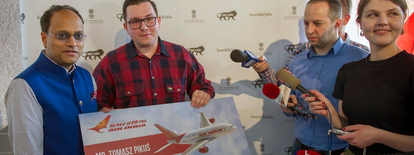 Kartikey Johri i Tomasz Pikus