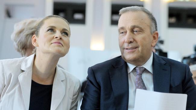 Barbara Nowacka Grzegorz Schetyna