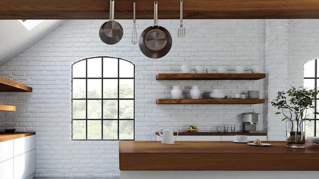 Mieszkanie apartament dom nieruchomości kuchnia