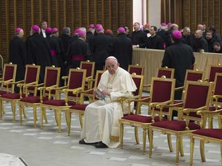 """Franciszek: """"Rak toczy Kurię Rzymską"""""""