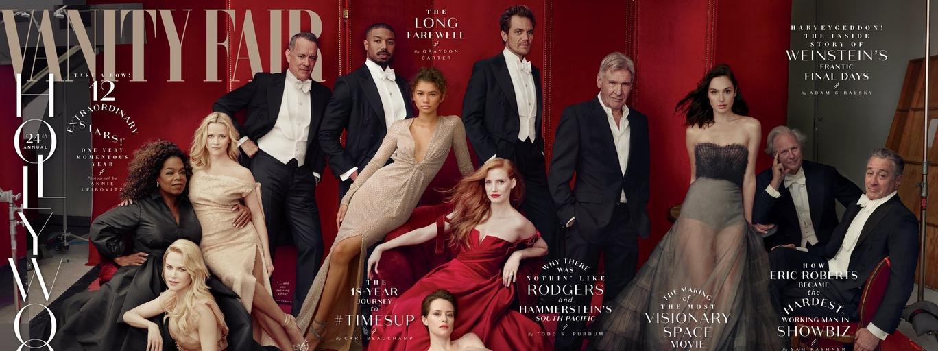 Vanity Fair okładka