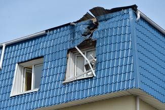 Ostrzał z granatnika. Nieznani sprawcy zaatakowali polski konsulat w Łucku