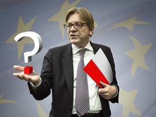 """PiS poda Verhofstadta do sądu. Powód? Nazwanie Kaczyńskiego """"cheerleaderką Putina"""""""