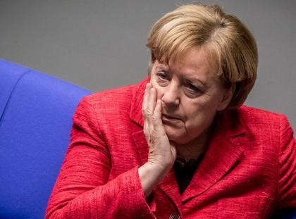 Bundestag, Angela Merkel