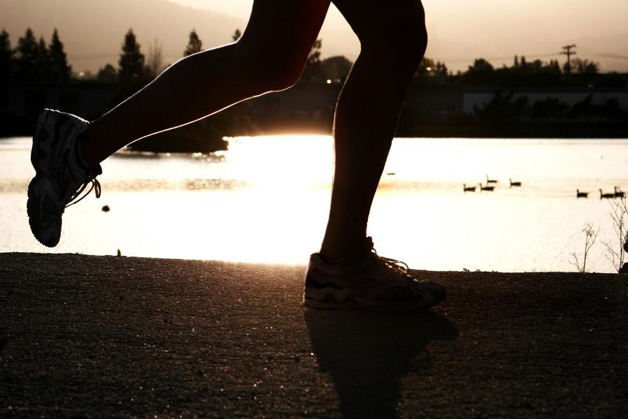 bieganie trening