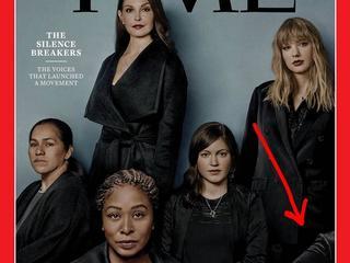 """""""Time"""" przyznał tytuł Człowieka Roku 2017 inicjatorkom akcji #metoo"""