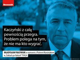 PiS o uchodźcach, Putin o menstruacji [cytaty tygodnia]