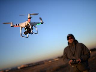 Moda na drona