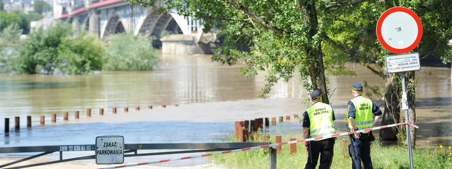 powódź warszawa hanna gronkiewicz-waltz