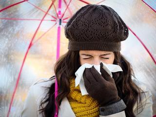 Naukowcy: Przeziębienie mamy wypisane na twarzy i to zaraz po zarażeniu