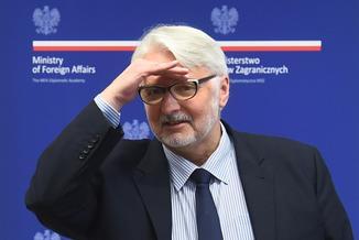 Minister Waszczykowski walczy w Nowym Jorku