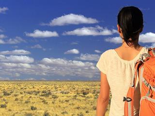 Polka, sama z plecakiem w Afryce. Łatwo?