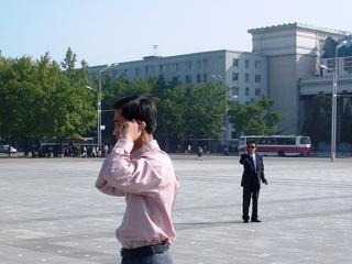 Komórki dla obcokrajowców w Korei Północnej