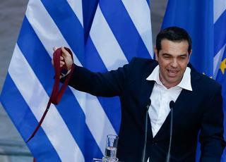 Grecja wstaje z kolan