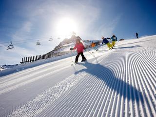 Narty na granicy - Tiroler Oberland