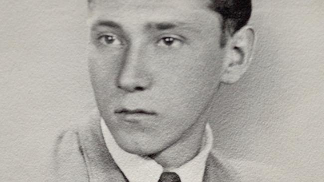 Autor pamiętnika JAN RYDZEK, 1 listopada 1943 r.