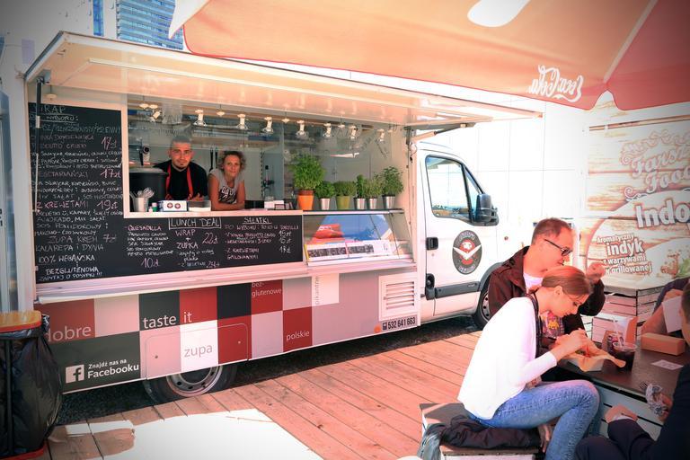 food truck Dobra Szama