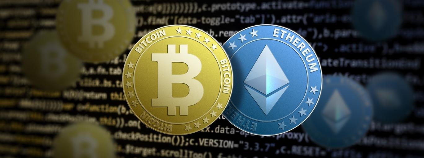 Bitcoin wirtualne waluty pieniądze Ethereum