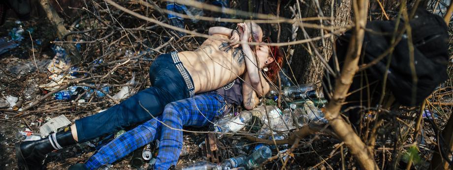 Nagrodzone zdjęcie Adama Tuchlińskiego.