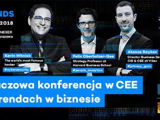 Jeden z najbardziej znanych hakerów na świecie przyjedzie do Warszawy