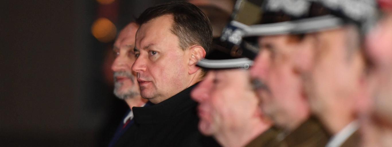 Antoni Macierewicz, Mariusz Błaszczak