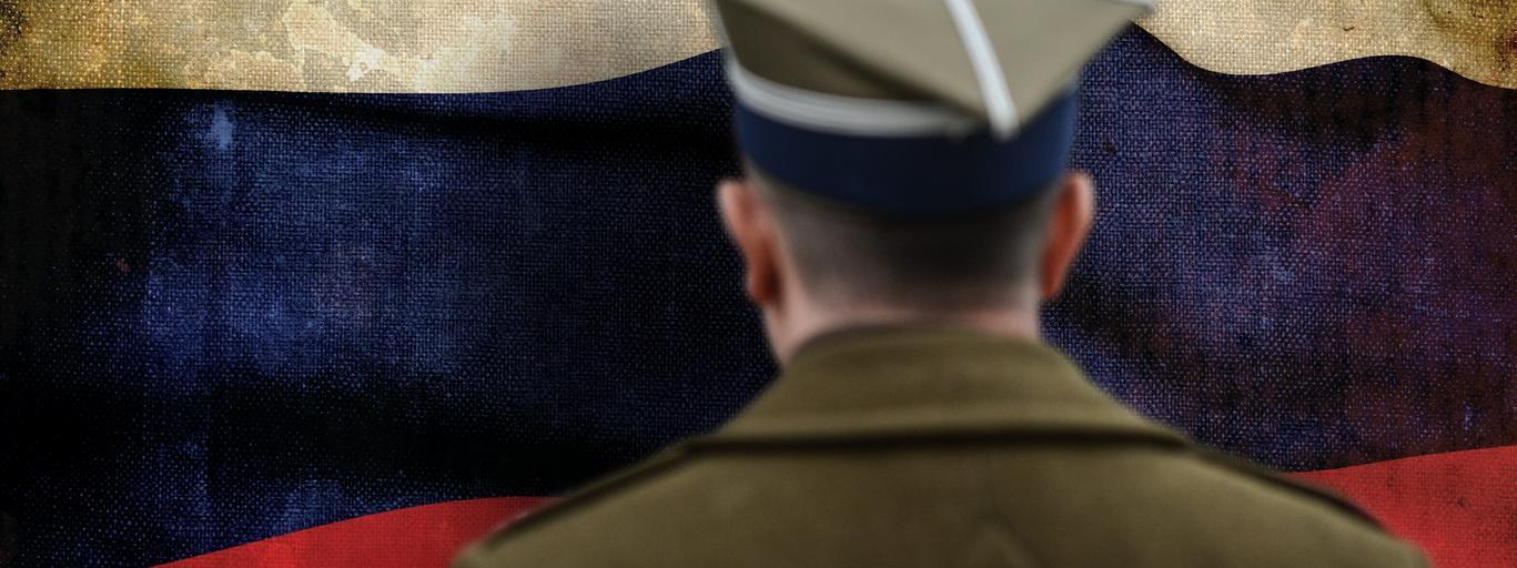 wojskowy szpieg Rosja