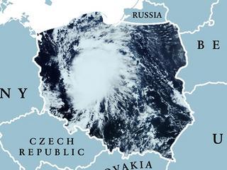 A gdyby Irma uderzyła na Polskę?