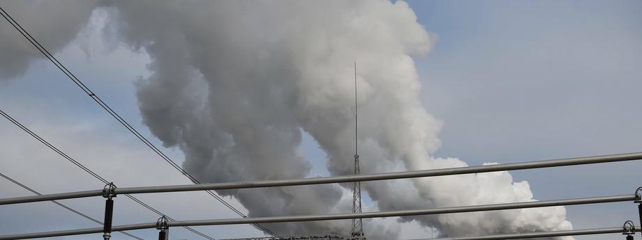 stacja elektroenergetyczna elektrownia Kozienice prąd