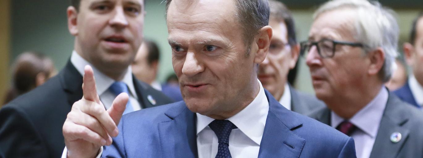 Unia Europejska UE Rada Europejska polityka Donald Tusk