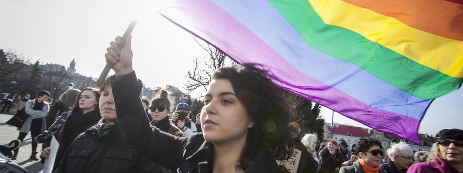 Pierwsza Manifa w Lublinie, LGBT