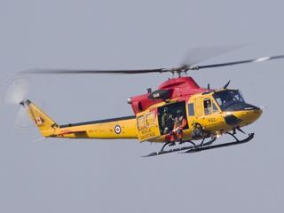 SAR Kanada helikopter służby ratownicze