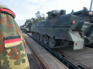 Niemiecki żołnierz planował zamach udając uchodźcę