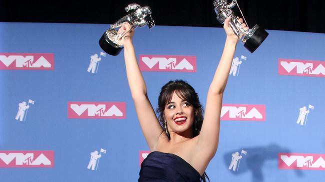 2018 MTV 'VMAS' - Press Room