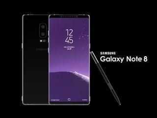 Luksusowy i elegancki Galaxy Note8 – innowacja od Samsunga