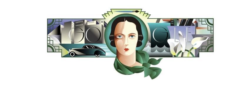 Google Tamara Łempicka