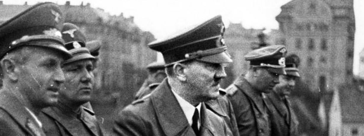 Skąd Hitler miał pieniądze na wojnę?