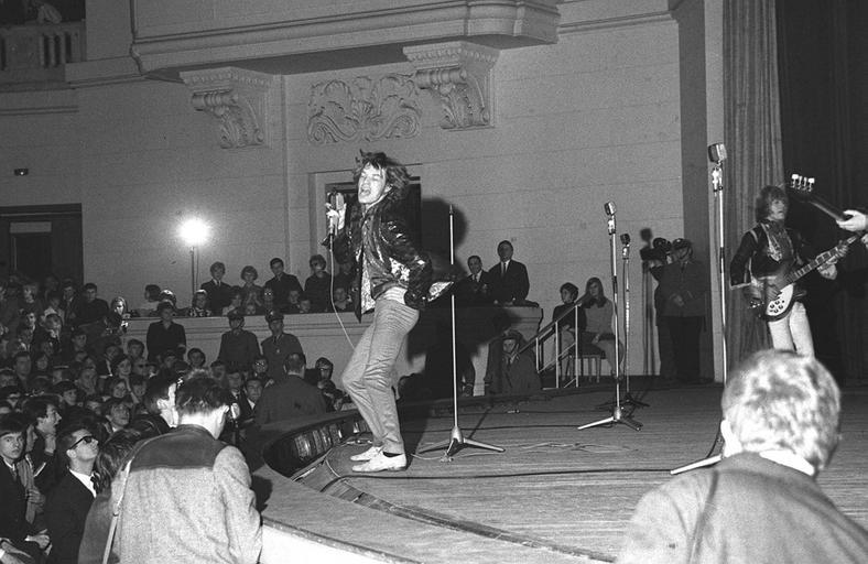 The Rolling Stones Warszawa