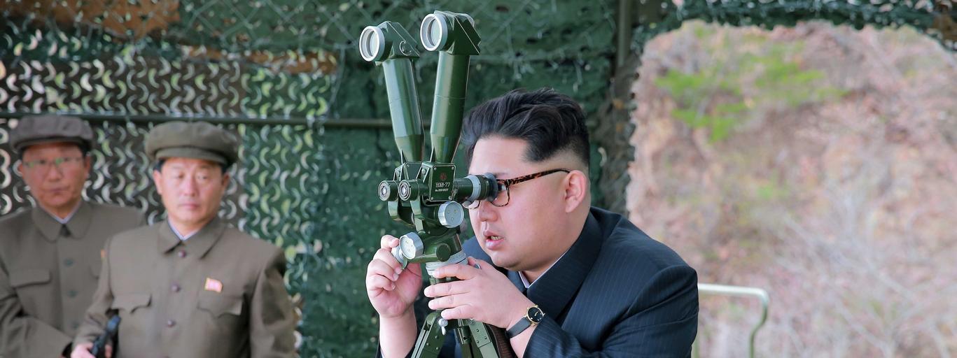 Kim Dzong Un Korea Północna