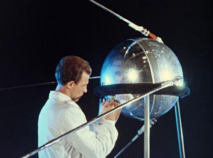 Sputnik satelita ZSRR