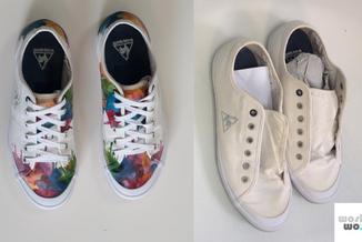 Nowe życie znoszonych butów. Po renowacji wyglądają pięknie