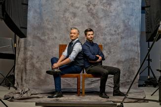 Dwóch gejów w Polsce